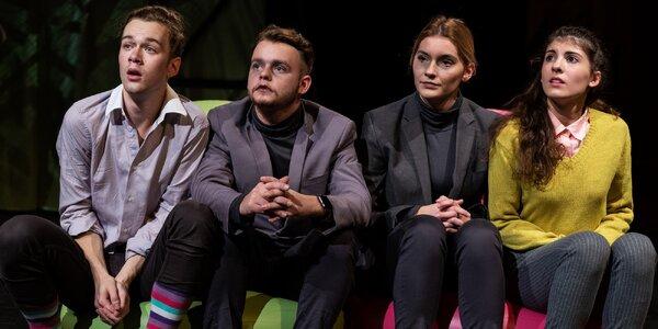 Vstupenka na divadelní představení Helgův život
