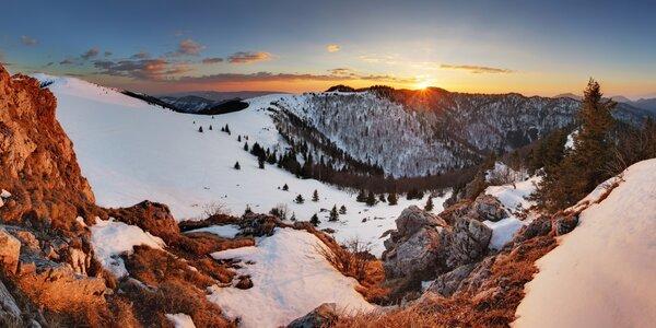 Pobyt v Národním parku Velká Fatra s polopenzí