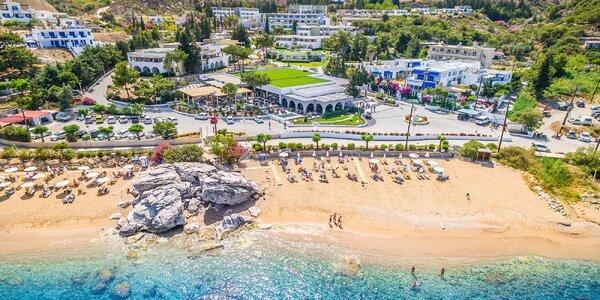 Rhodos – Archangelos. Rodinný 5* hotel s all inclusive