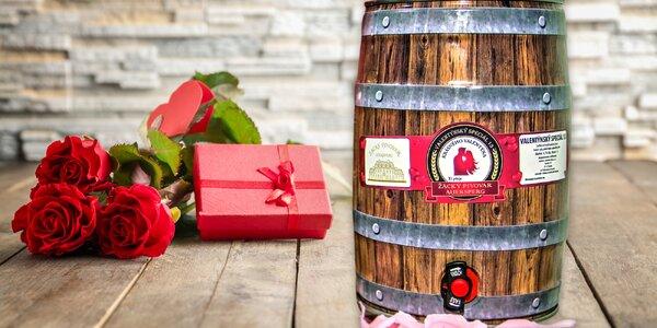 Řemeslný pivovar Auersperg: Valentýnský speciál 13°