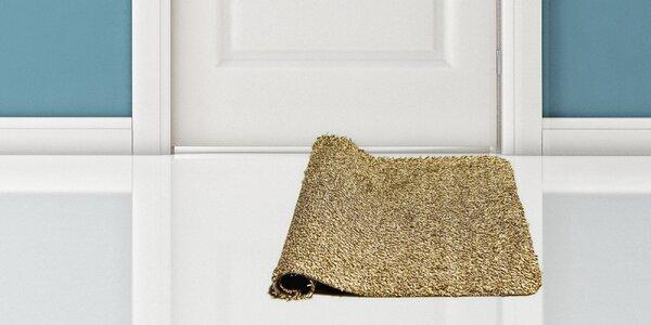 Rohožka před dveře: extra absorpční, protiskluzová