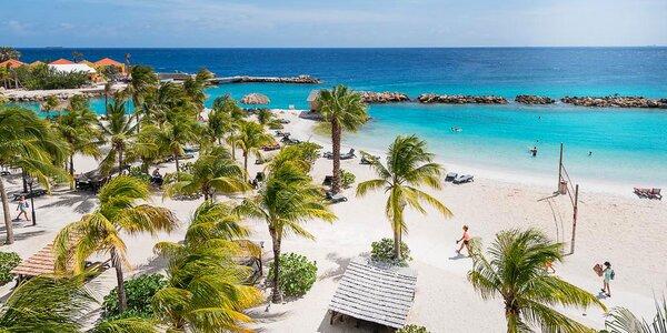 4* LionsDive Beach Resort se snídaní