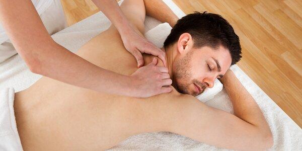 Masáž podle výběru: zdravotní, klasická i havajská