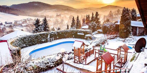 Aktivní pobyt v polských horách: snídaně i relax