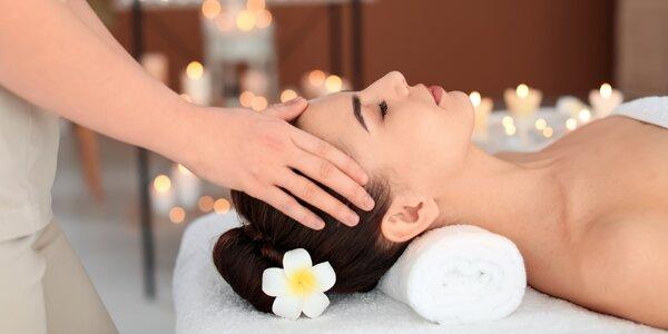 80 minut relaxu s masáží dle výběru v Diamond Spa