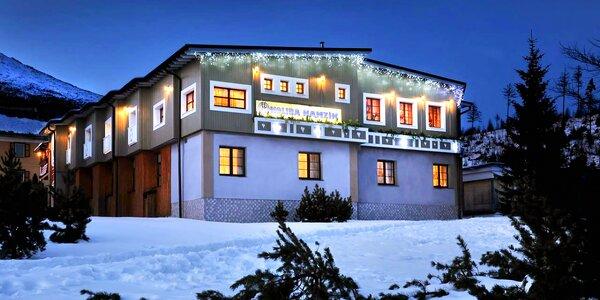 Relax v Tatrách: luxusní apartmány u lanovky