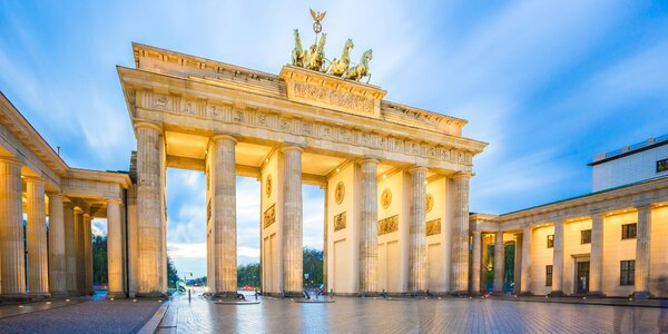 Autobusem na 2 noci do Německa: Berlín i Drážďany