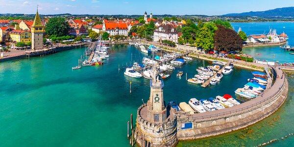 Výlet do Německa: Bodamské jezero, Kostnice i UNESCO