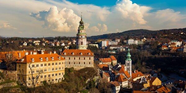 Historický penzion v srdci Českého Krumlova