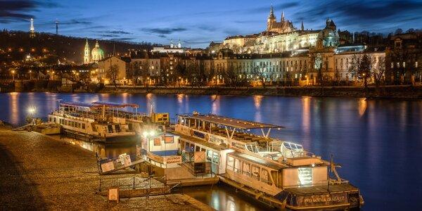 Kurz focení večerní Prahy pro jednoho i pro dva