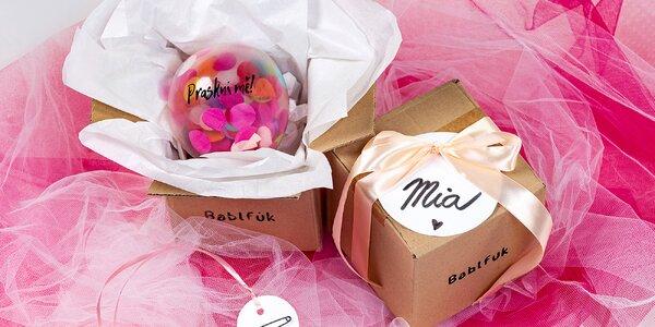 Pro vaši lásku: netradiční balónky na míru