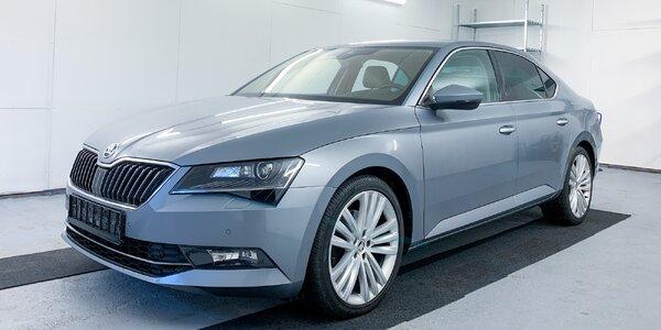 Důkladná péče o vůz: nano ochrana i kompletní mytí