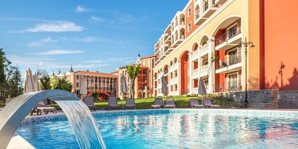 Bulharské Pomorie: 4* hotel u pláže s all inclusive