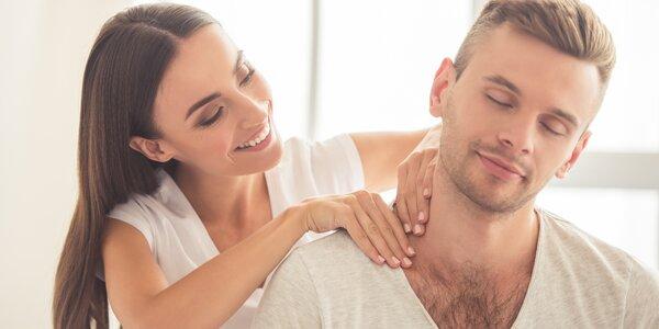 Online kurz sebemasáže i relaxační masáže