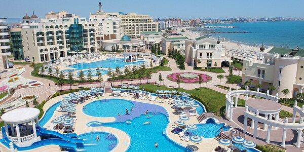 Burgas all inclusive: 5* resort přímo u pláže