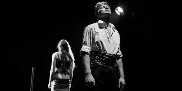 Vstupenka na divadelní představení Terminus