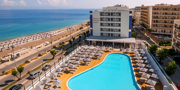 Metropole Rhodos: 4* adults only hotel s all inclusive