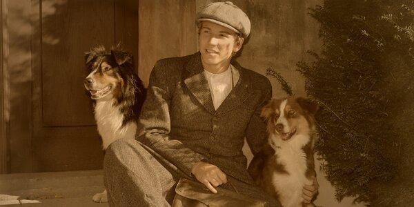 Fotografování v retro stylu: portrét i rodinné