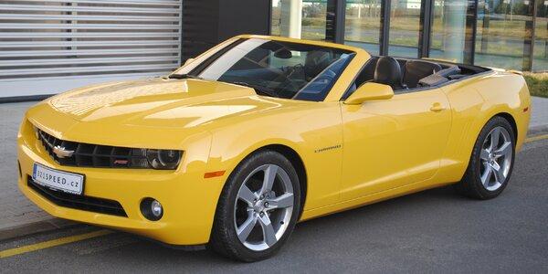 Zapůjčení Chevrolet Camaro až na 24 hod.