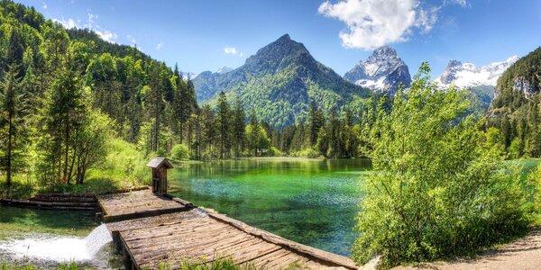 Rakouské Totes Gebirge: 4 noci a snídaně v horách