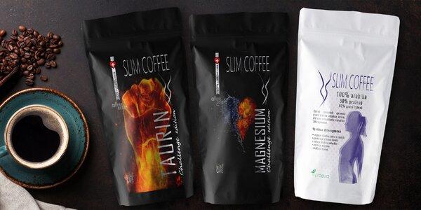 Káva na podporu hubnutí: i s hořčíkem či taurinem