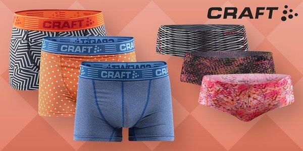 Spodní prádlo Craft z vysoce funkčního materiálu