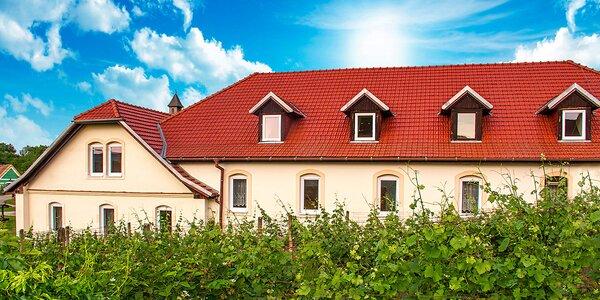 Relax na Moravě: jídlo a návštěva Louckého kláštera