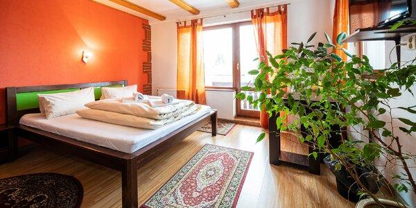 Vysoké Tatry: pobyt se snídaní a bazénem