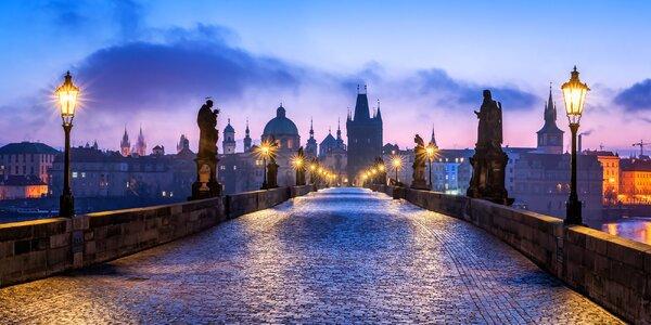 Komentované vycházky Prahou s průvodcem