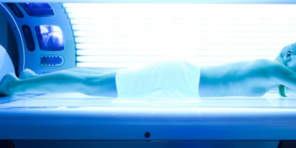 100minutová permanentka do solária
