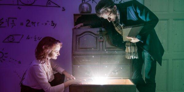 Úniková hra Archimédovo tajemství až pro 5 osob