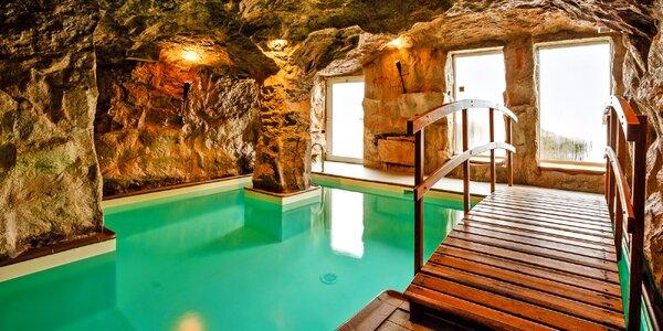 4* relax v horách: jídlo, wellness a neomezený bazén