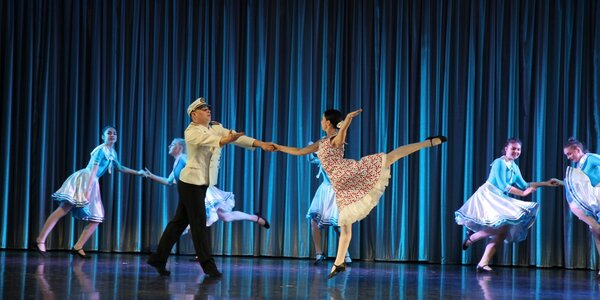 Best World Dance Group v divadle Hybernia