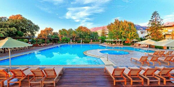 Amoudara all inclusive. 4* spa resort i pro rodiny