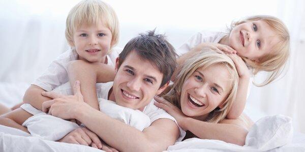 Rodinná pohoda v Beskydech s polopenzí a wellness