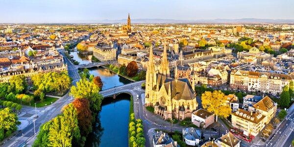 UNESCO v Alsasku a Burgundsku: zájezd s ubytováním