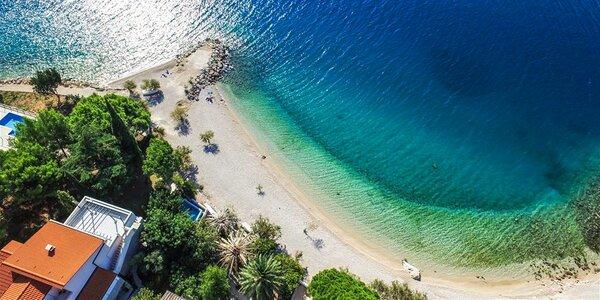 Týden u moře v Chorvatsku s polopenzí