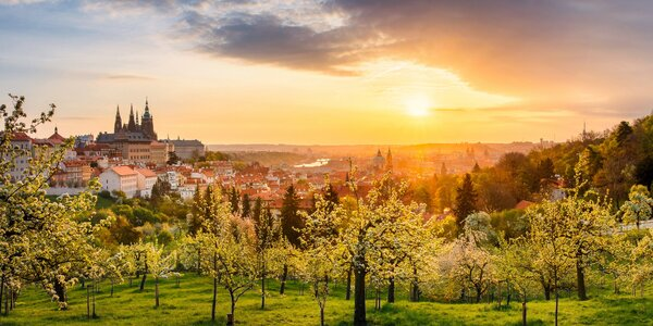 Poznejte krásy Prahy: 2–8 dní, pobyt se snídaní