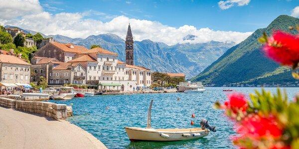 Zájezd do Černé Hory: poznávání i koupání v moři