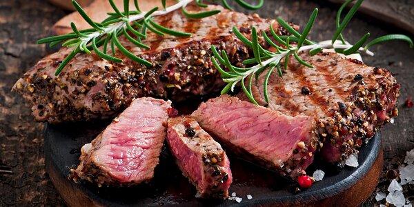 6 tipů, jak připravit šťavnatý steak podle kuchaře Ondry Slaniny