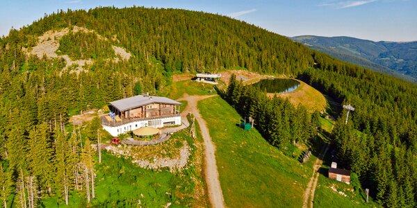 Rakouské Alpy: pobyt ve stylové chatě s polopenzí