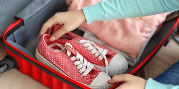 Co si sbalit na prodloužený víkend do příručního zavazadla?