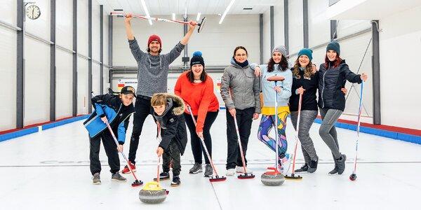 Proč zkusit curling a jak hru ovlivní vaše ponožky?