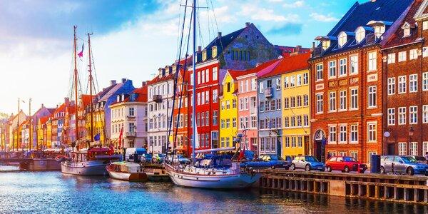 Zájezd do Kodaně a Malmö: noc v hotelu a plavba