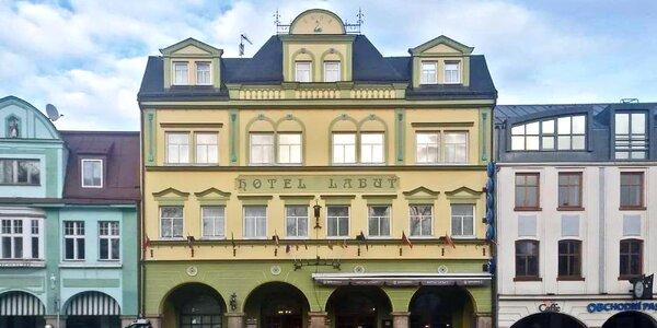 Na hory z Vrchlabí: 3* hotel s polopenzí