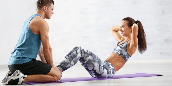 Lekce na míru s profesionálním fitness trenérem