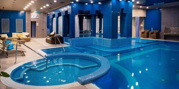 4* hotel s jídlem a největším wellness v Győru