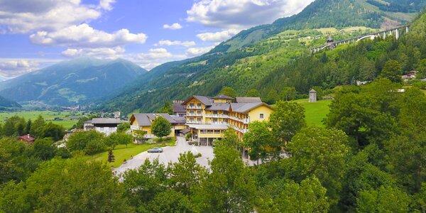 Pobyt v Alpách pro 2–4 osoby: polopenze a sauna