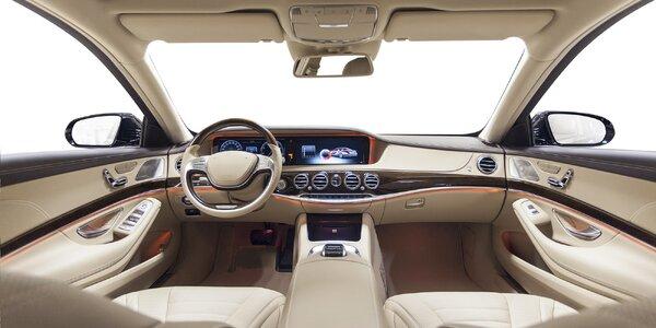 Bez mikrobů, plísní a virů: ozonové čistění auta