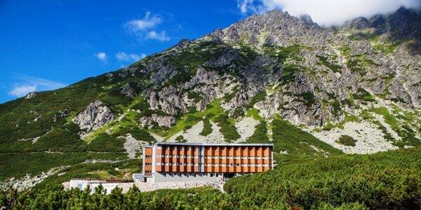 4* hotel v 1670 m a wellness s úžasným výhledem